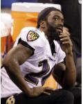 Ravens Colts Football - Ed Reed