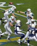 Jets Chargers Football - Mark Sanchez