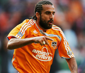 Dwayne De Rosario's 74th minute goal proved to be the Cup-winner for Houston Dynamo.