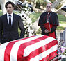 The Burial of Nathan Petrelli