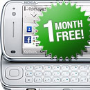 1 Month Free on Nokia N97