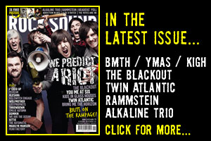 Rock Sound Magazine, Issue 132 - February 10 - HIM + Alkaline Trio, Enter Shikari, Cobra Starship, Henry Rollins