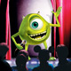 Mike Wazowski is your host for a show full of laughs that's different every time.
