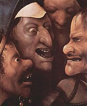 Ancient Jews were distinguishable from Gentiles by their sharp noses and full sets of teeth.
