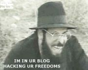 Zionist Jews are notorious for hacking blogs.