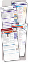 Flight Newsletters