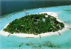 Maldives-Lakshadweep-Chagos Archipelago tropical moist forests