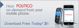 Hear POLITICO on-demand from your smartphone