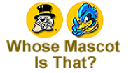 Quiz: Whose Mascot Is That?