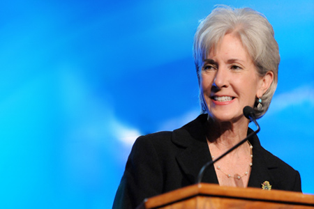 Photo of Secretary Sebelius