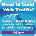 Need to build web traffic?