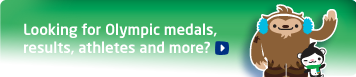 Looking for Olympic medals, results, athletes and more?