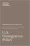 U.S. Immigration Policy cover
