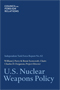 U.S. Nuclear Weapons Policy cover