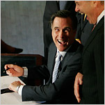 Romney on Health Care: A Particular Spin