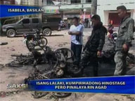 Saksi:  Actual clash between ASG, AFP troops caught on video