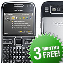 Nokia E72 on Vodafone