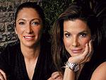 Bullock's Sister Sets Record Straight on Sandra's Whereabouts   Sandra Bullock