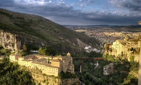 Cuenca is becoming a foodie destination.