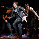 Stomping Onto Broadway With a Punk Tantrum