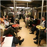 One for the Road? Bar Cars May Face a Last Call