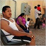 Growing Split in Arizona Over Immigration