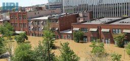 Nashville flooded after rainstorm