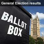 General Election 2010 results
