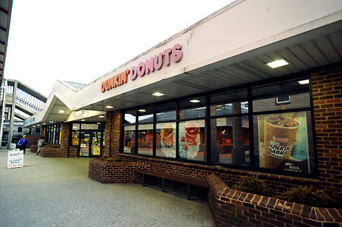 Faisal Shahzad, accused of attempting to blow up Times Square, received $4,000 for the plot at this Ronkonkoma Dunkin' Donuts.