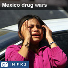 Mexico drug wars