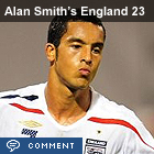 England World Cup squad: read Alan Smith's 23 players for South Africa