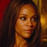 The Losers - Zoe Saldana With Guns