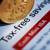 Cash Mini ISA tax free savings