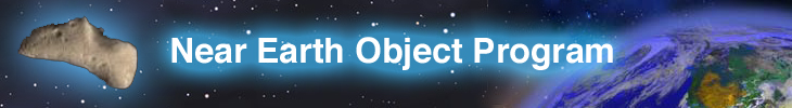 Near Earth Object Program