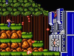 Contra for the NES*
