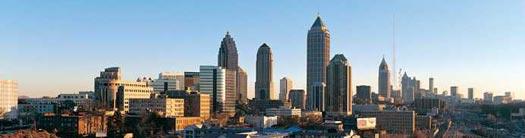 Atlanta Georgia City Photo