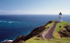 The view over Cape Reinga, New Zealand