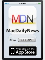 MacDailyNews App for iPhone and iPod touch