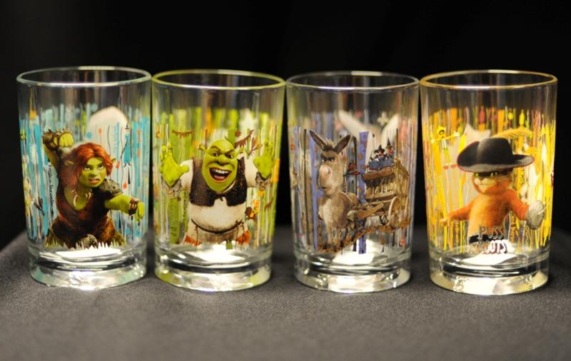 Picture of Recalled Drinking Glasses