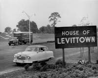 showing Doughertys moving from Phila. to Levittown Courtesy of Rita Calzarette.
