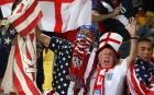 United nations - England v USA: World Cup Group C match - in pictures