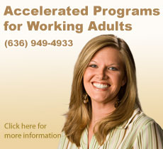Accelerated Programs for Working Adults