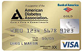Bank of America ADA Visa Card