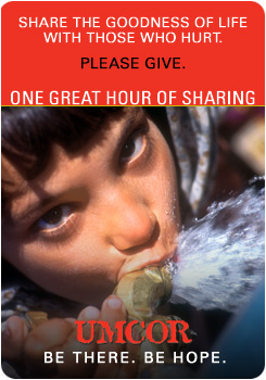 One Great Hour of Sharing: Give a Gift that Changes the World