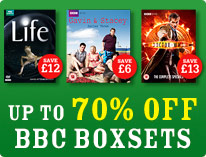 Save up to 70% on BBC Boxsets. Shop Now