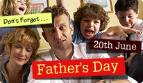 Don't forget Fathers Day, visit our store.