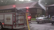 Pictures: Lightning Causes Fire At Florence Apartment Complex