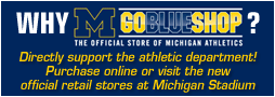 Why MGoBlue Shop