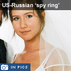 US-Russian 'spy ring' in pictures