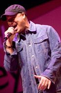 Issac Delgado, The 2009-2010 Music Series at Berklee.